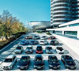 BMW Electric Car History and Innovation