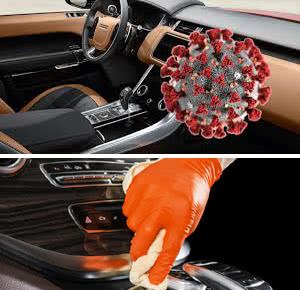 How to Safely Kill and Clean Coronavirus in Your Car