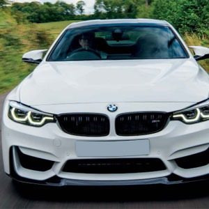 Review BMW M4 CS For Work And Touring