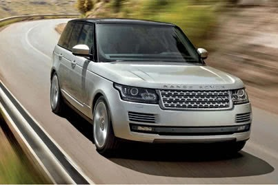 Five Decades of Range Rover Innovation