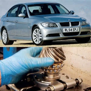 Troubleshooting Diff Engine BMW E90 Series