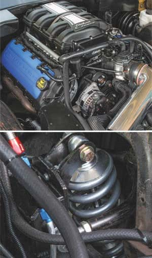 1972 Ford Gran Torino Sport Modification Engine