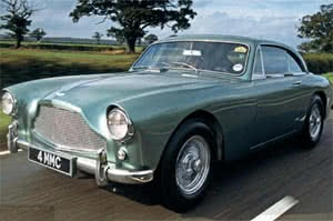 How Aston Martin DB4 Prototype Could Have Looked