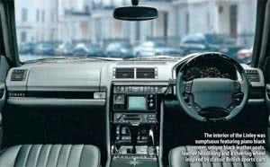 The Story of the Range Rover Linley interior